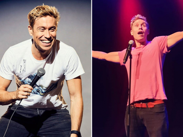 UK comedian Russell Howard coming to Dubai this year
