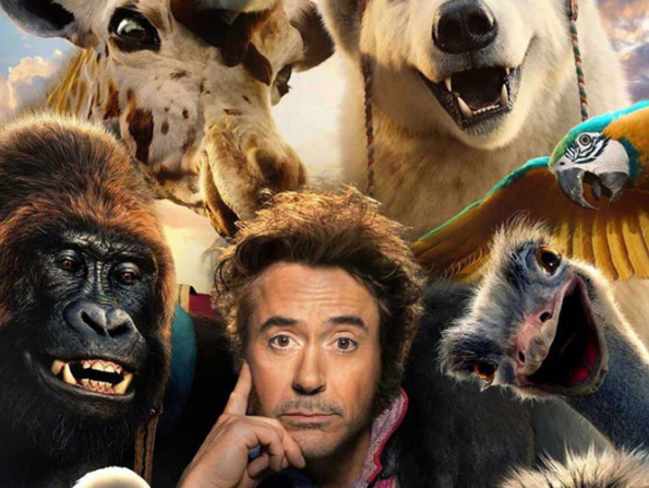 Watch Dolittle at Roxy Cinemas and get 50 percent off an animal encounter at The Green Planet