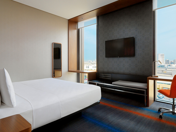 Dubai's Aloft Me'aisam launches hotel stay and dine deal