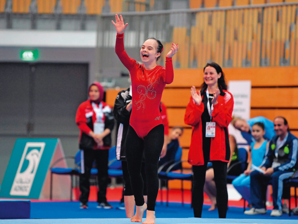 The first Special Olympics UAE Games will be held in Abu Dhabi