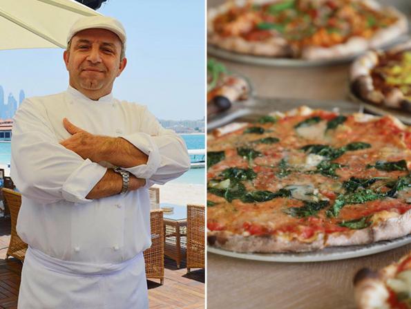 World pizza champion acrobat returns to Anantara The Palm Dubai Resort