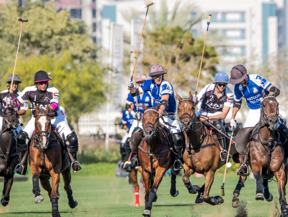 Standard Chartered Gold Cup 2020 brings world class polo to Dubai