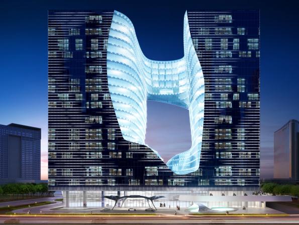 New Downtown Dubai hotel ME Dubai now open for bookings