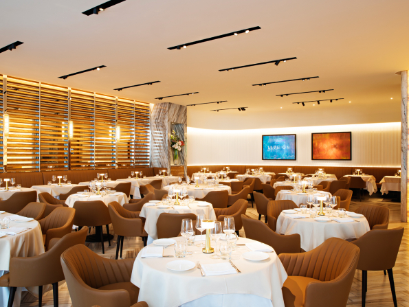 Join Time Out Dubai for a one-off dinner at Marea for Dhs250