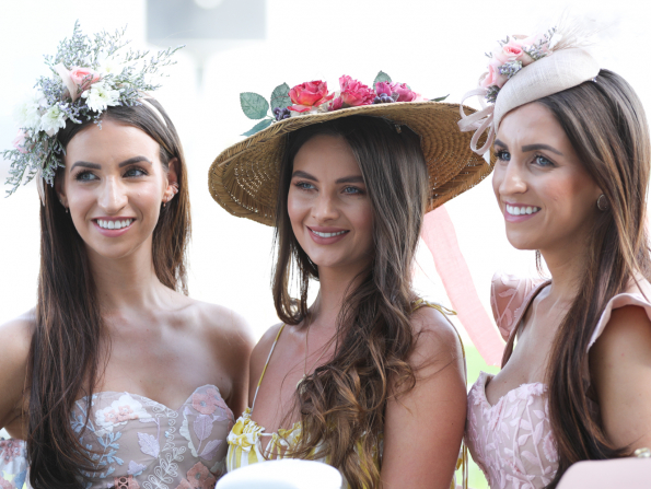Fantastic hats and headpieces to wear at the Dubai World Cup 2020