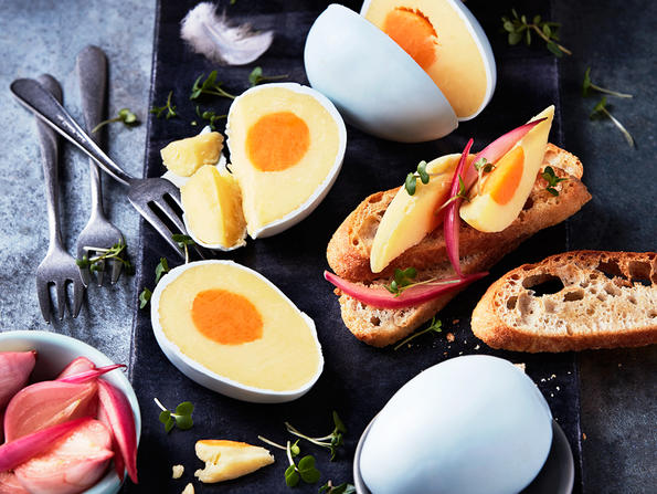 M&S launches cheese Easter eggs