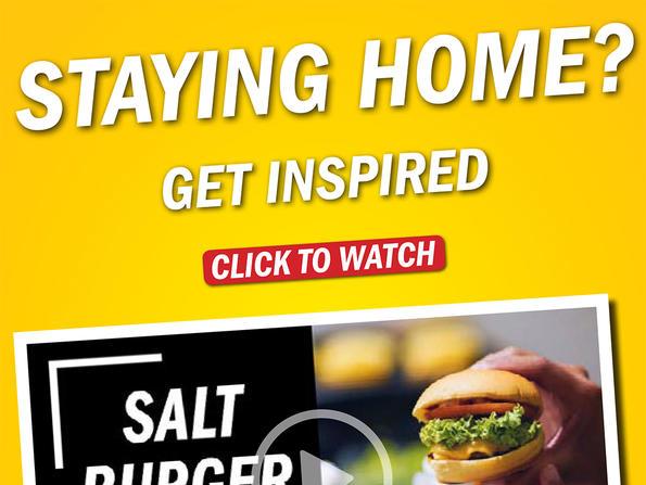 Unboxed: SALT's massive DIY burger boxes
