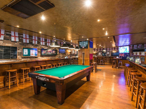 Best Sports Bars in Dubai 2020