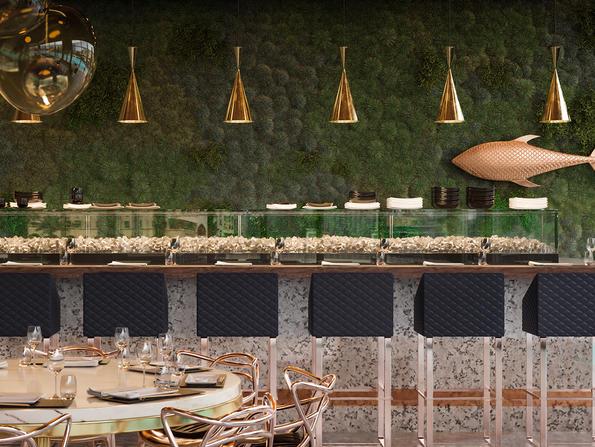 99 Sushi Bar to open in Downtown Dubai