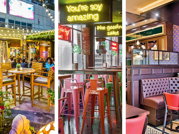 Happy hours and drinks deals on now in Dubai