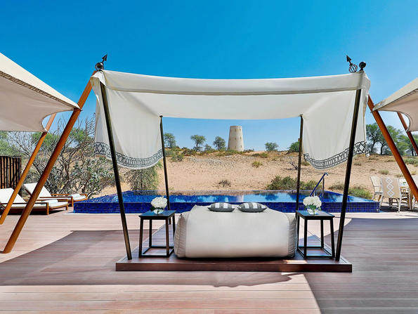Family-friendly deals at a luxury desert retreat