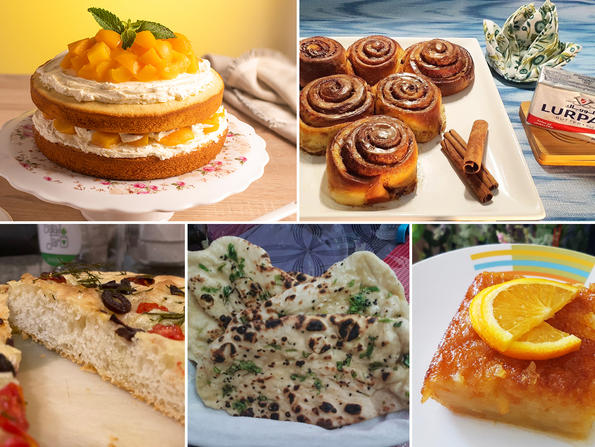 Rate My Bake: Batch 5 judges' verdicts