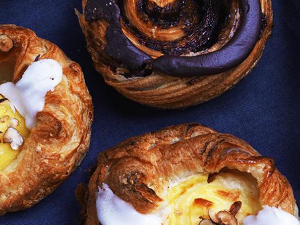 Recipe: Lurpak's Danish pastries