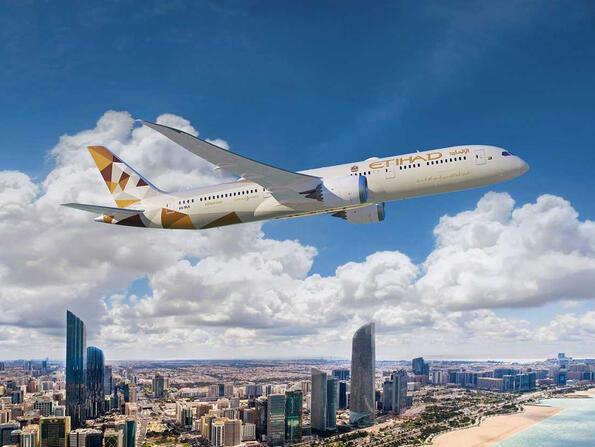 Abu Dhabi's Etihad Airways launches COVID-19 home testing for passengers