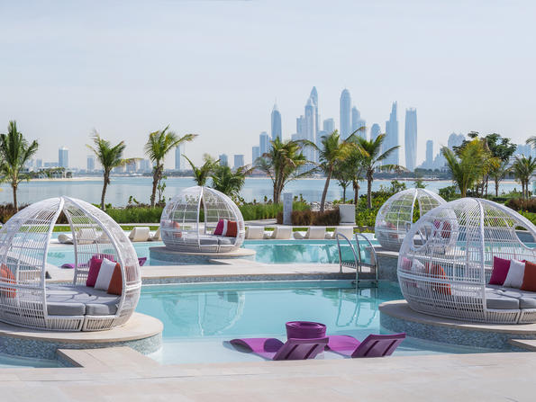 W Dubai – The Palm reopens its spa with a new daycation deal
