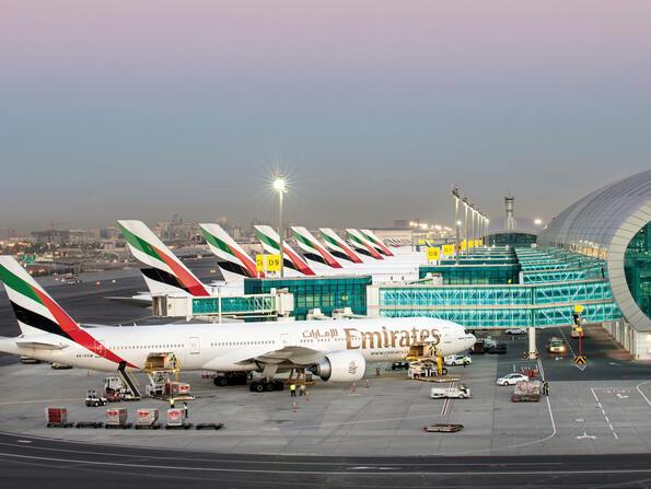 Dubai's Emirates Airline is to resume flights to Birmingham, Cebu and Houston
