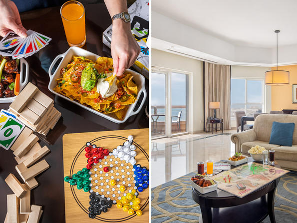 Dubai's Marriott Harbour hotel launches Game Night staycation