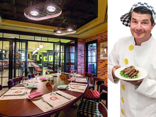 Couqley French Bistro & Bar launches kids' cooking kit with Magic Phil