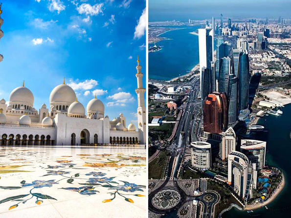 Everything you need to know before visiting Abu Dhabi