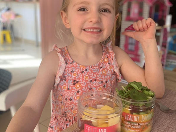 Salad Jar has launched a salad just for kids