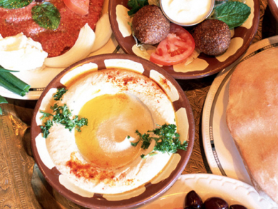 10 to try: Arabic food