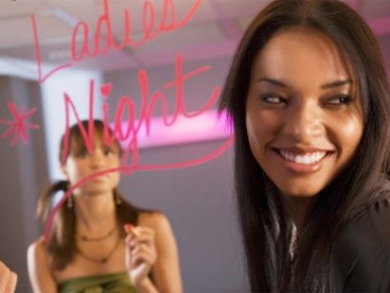 10 to try: Ladies' nights