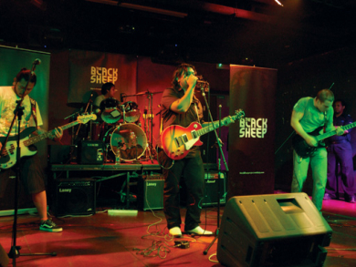 Rock and roll in Dubai