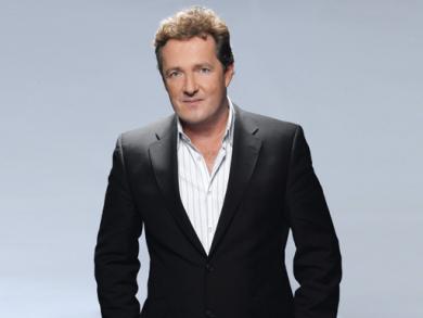 Piers Morgan in Dubai