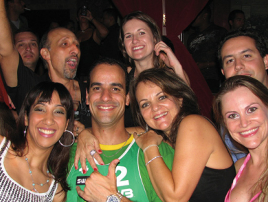 Brazilian expats living in Dubai