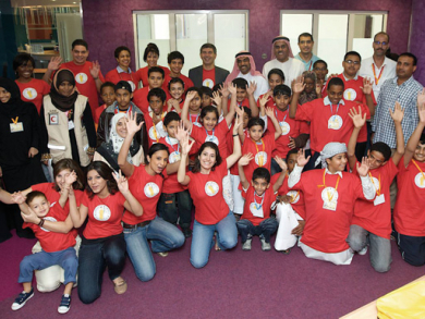 Dubai charity Start