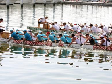 Dubai Dragon Boat