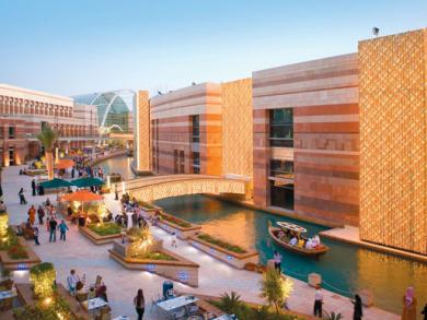 Rashidiya, Garhoud and Festival City