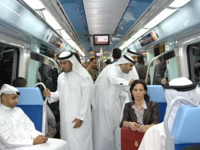 Dubai Metro: First review