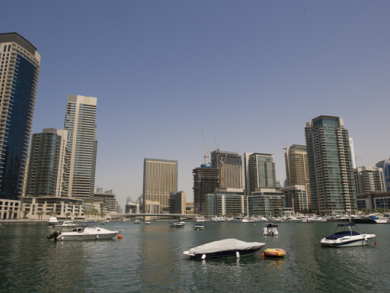 Dubai Marina message board