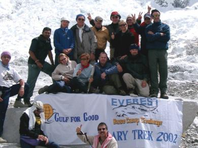 Charity trek investigation