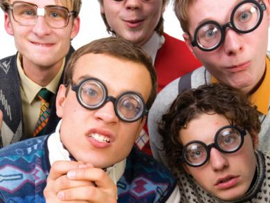 Geeky gathering