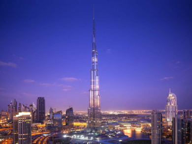 Burj Khalifa LIVE blog