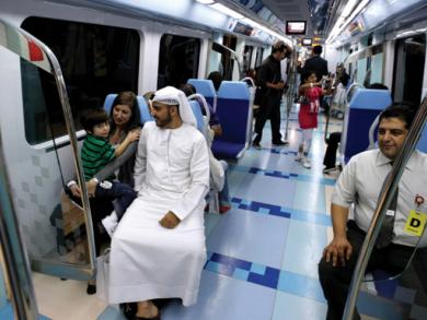 Happy times in Dubai