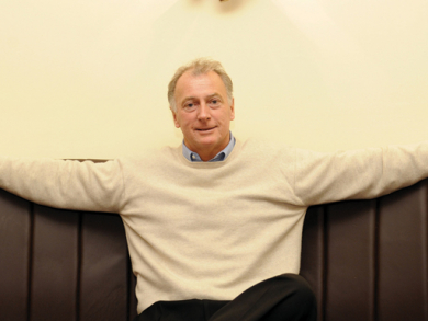 Trevor Francis interview