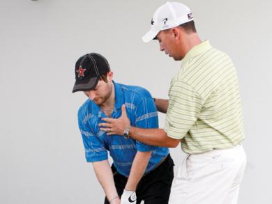 Golf lessons in Dubai