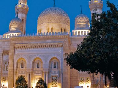Dubai culture shock