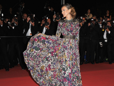 Carine Abboud's style icon