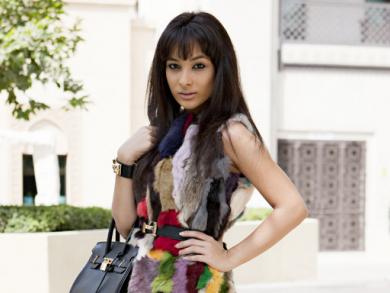 Saanieh Mirza
