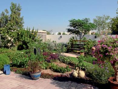 Grow your garden in Dubai