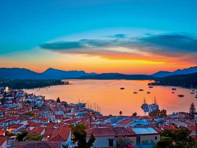Alternative Greek island-hopping