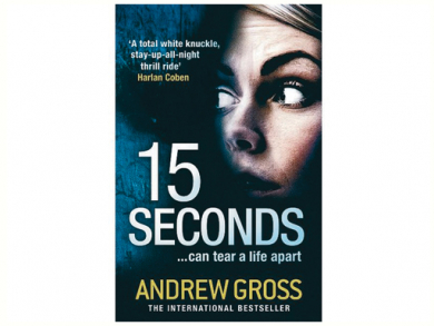 15 Seconds book review