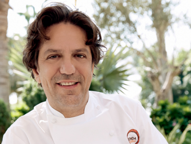 Giorgio Locatelli interview
