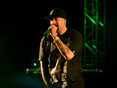 Cypress Hill on Sandance Beach