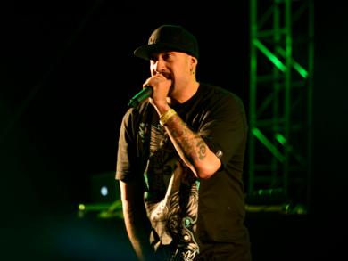 Cypress Hill on Sandance Beach
