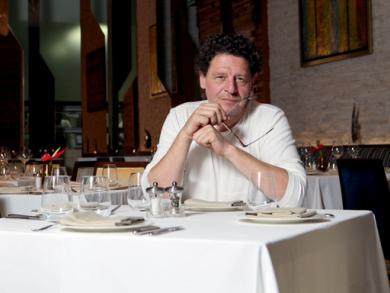 Marco Pierre White in Dubai - the interview